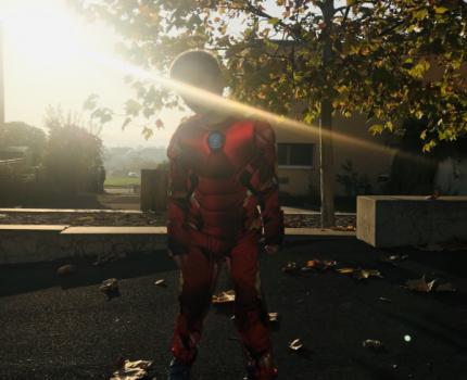 Superhelden-Power